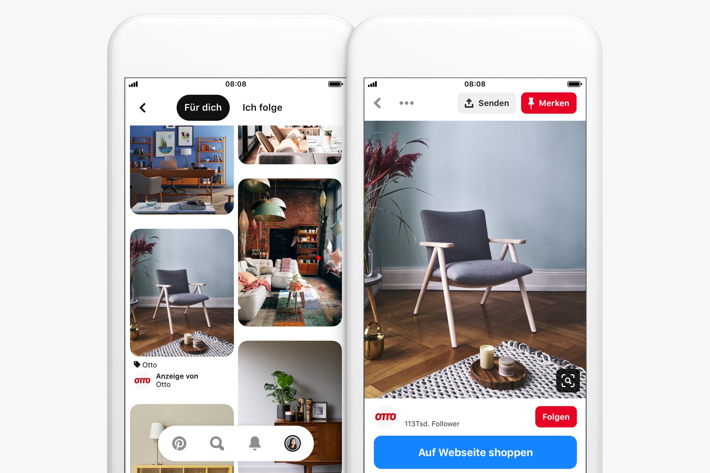 Neues um Käufer auf Pinterest zu erreichen Kataloge und Shopping ...