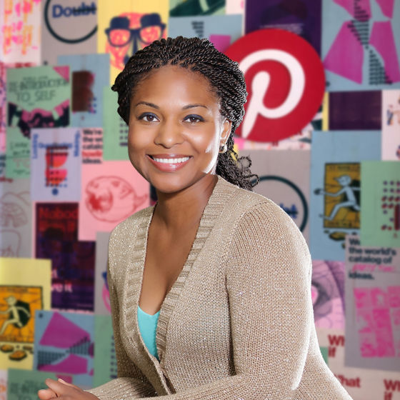 Tyi McCray, Head of Inclusion and Diversity at Pinterest