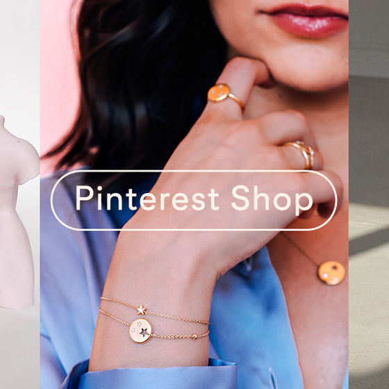 Cover shot of The Pinterest Shop