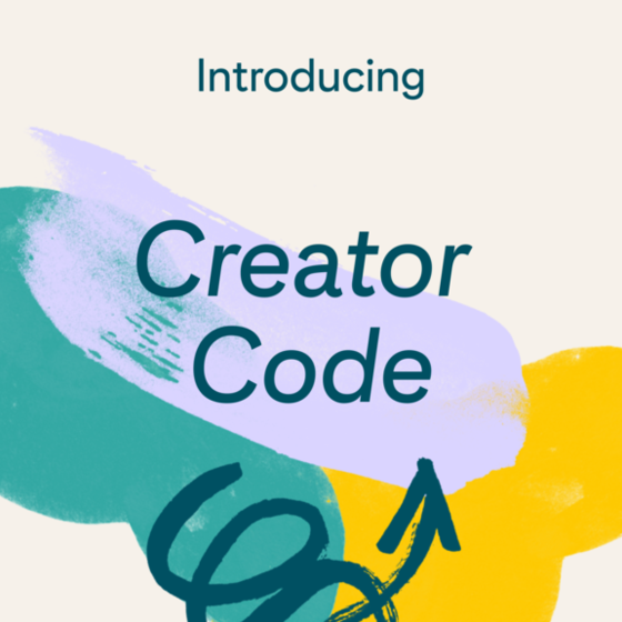 Pinterest introduces the Creator Code